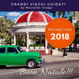 Grandi Viaggi Guidati – 2018