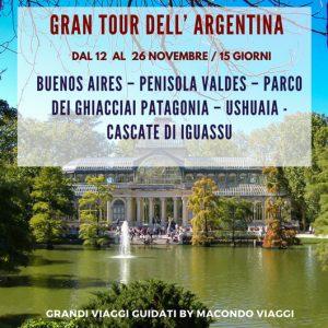 Viaggio in Argentina
